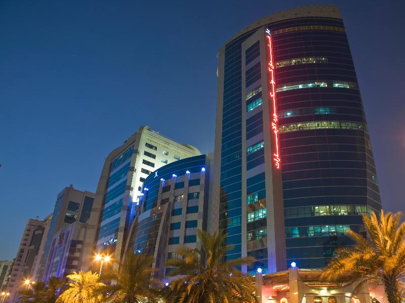 General view Emirates Concorde Hotel & Residence