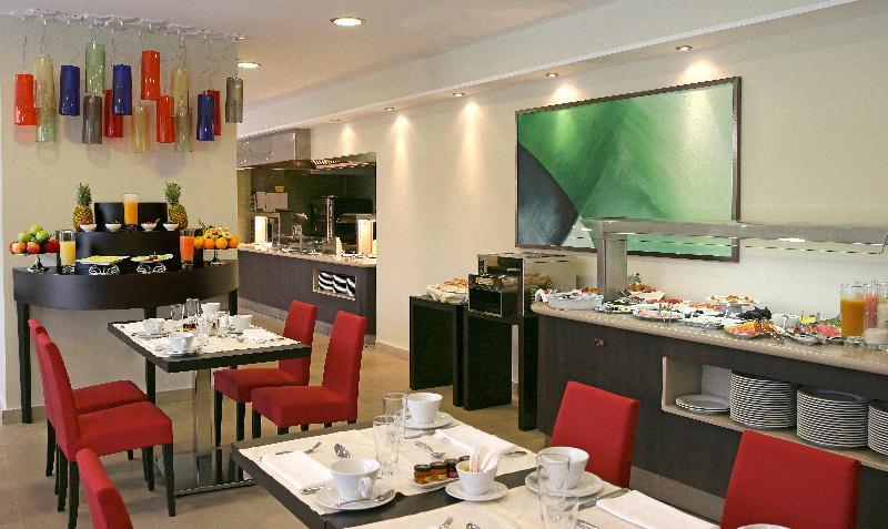 Restaurant Senator Banus Spa