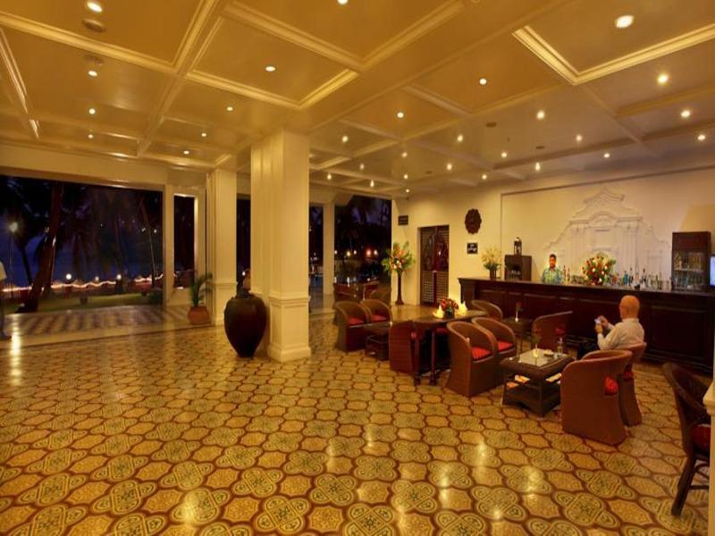 Bar Bogmallo Beach Resort