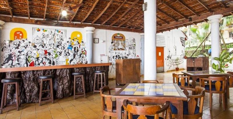 Bar Bambolim Beach Resort