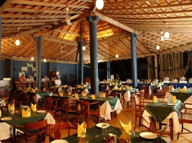 Restaurant Bambolim Beach Resort
