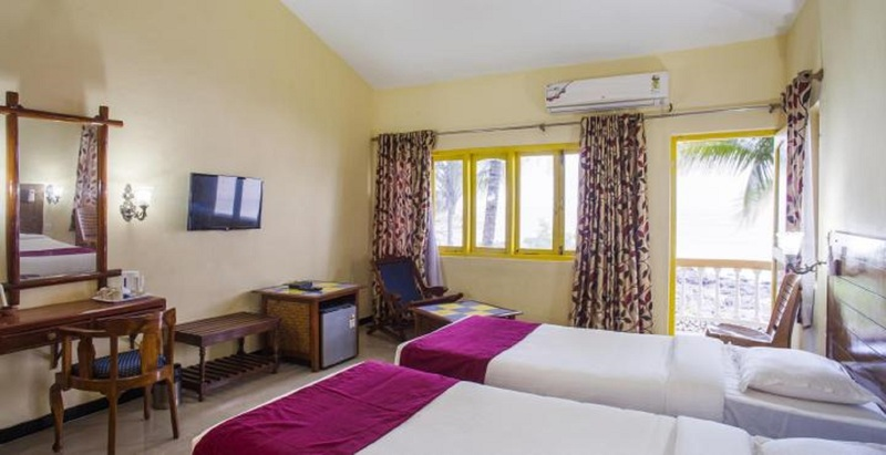 Room Bambolim Beach Resort