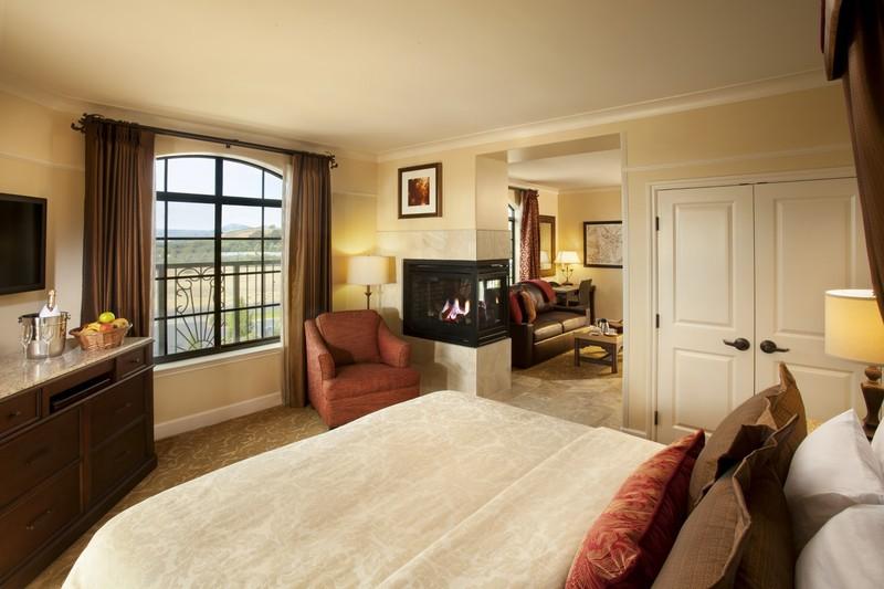 General view Meritage Resort At Napa