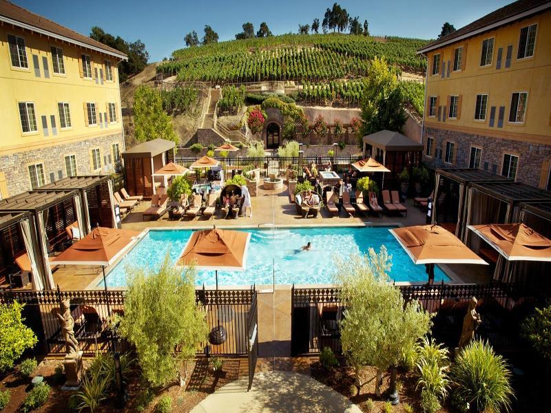 Pool Meritage Resort At Napa