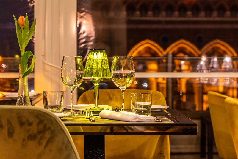Restaurant La Griffe Roma Mgallery By Sofitel