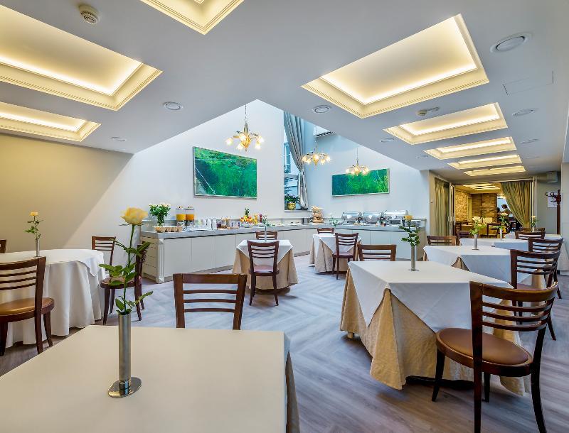 Restaurant Ratonda Centrum Hotels