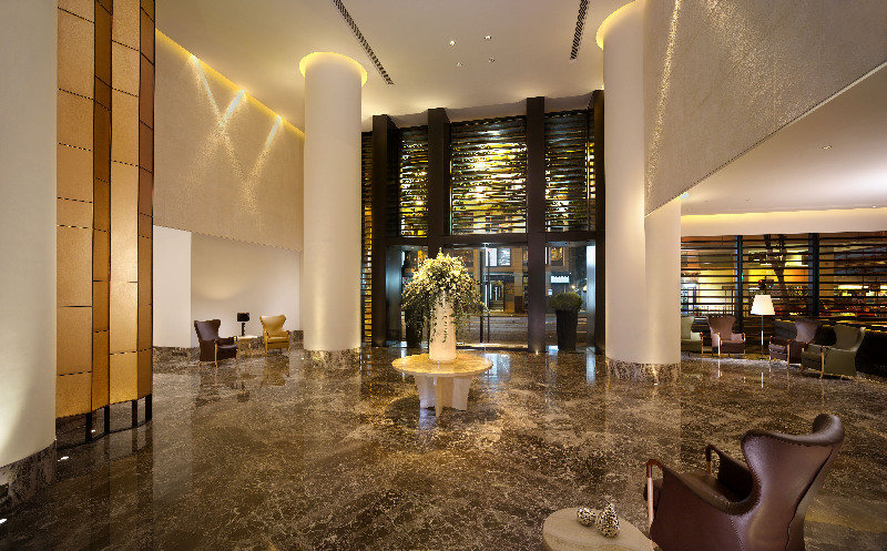Lobby Empire Hotel Hong Kong - Wan Chai