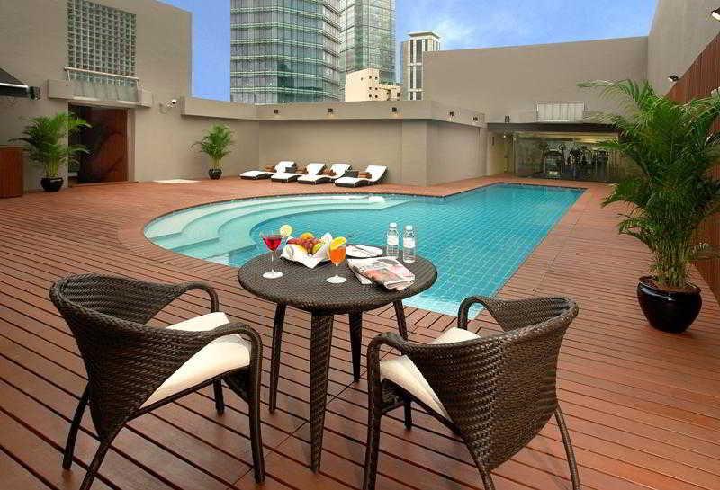 Pool Empire Hotel Hong Kong - Wan Chai