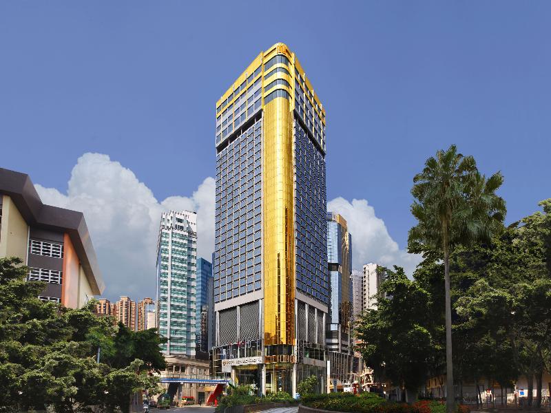 General view Regal Hongkong Hotel