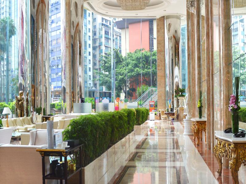 Lobby Regal Hongkong Hotel
