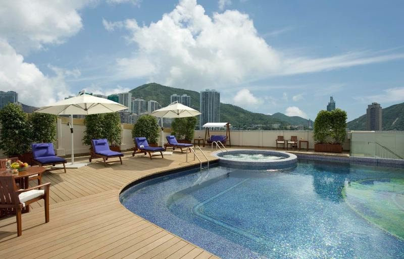 Pool Regal Hongkong Hotel