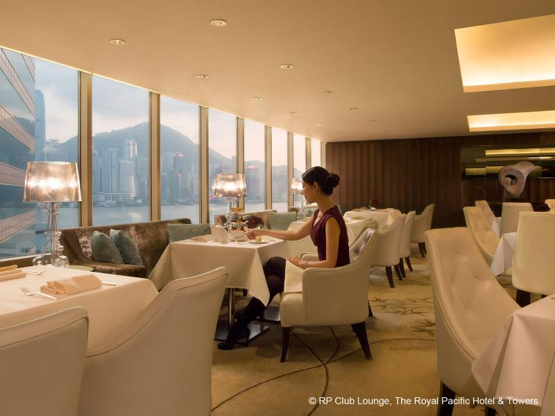 Restaurant Royal Pacific Hotel And Towers