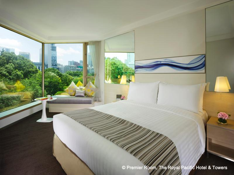 Room Royal Pacific Hotel And Towers