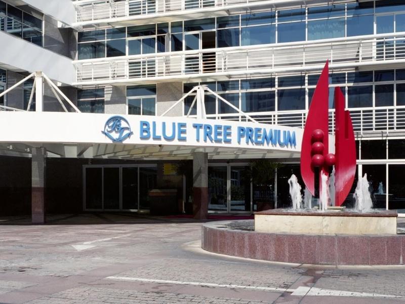 General view Blue Tree Premium Verbo Divino
