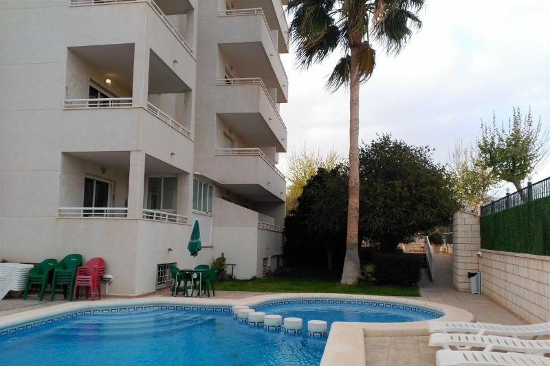 imagen de hotel Apartamentos Las Terrazas Del Albir