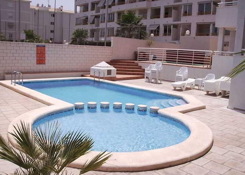 Pool Las Terrazas Del Albir