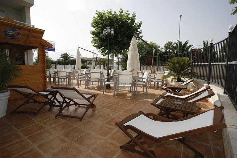 Terrace Las Terrazas Del Albir