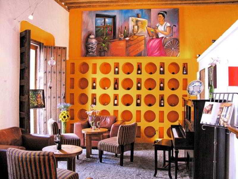 Bar Mesón De Capuchinas