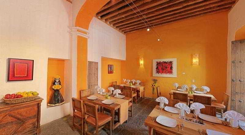 Restaurant Mesón De Capuchinas