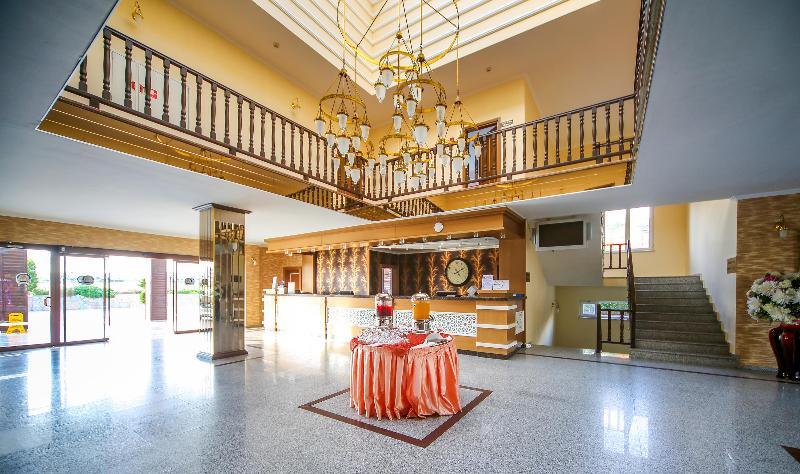 Lobby Eftalia Holiday Village