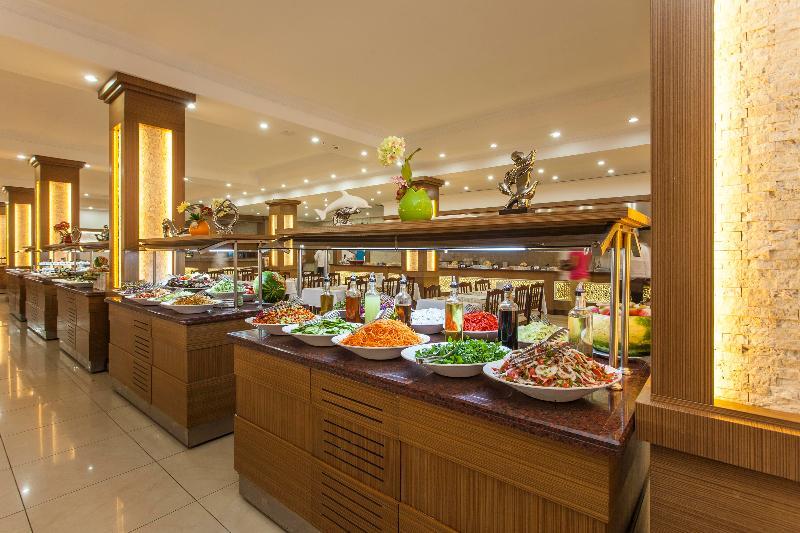Restaurant Eftalia Holiday Village