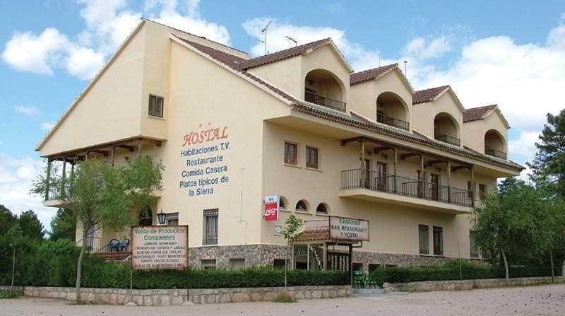 imagen de hotel Hotel Ciudad Encantada