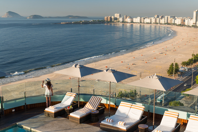 Beach Porto Bay Rio Internacional