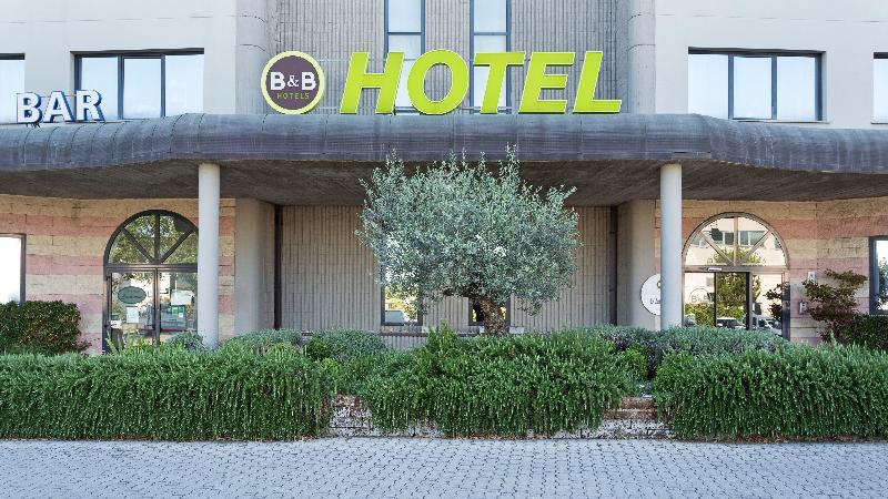 General view B&b Hotel Bologna