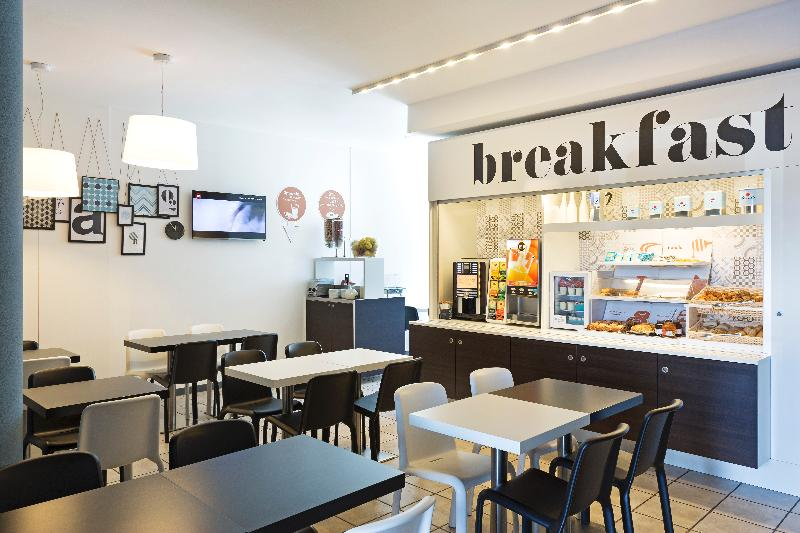 Restaurant B&b Hotel Bologna
