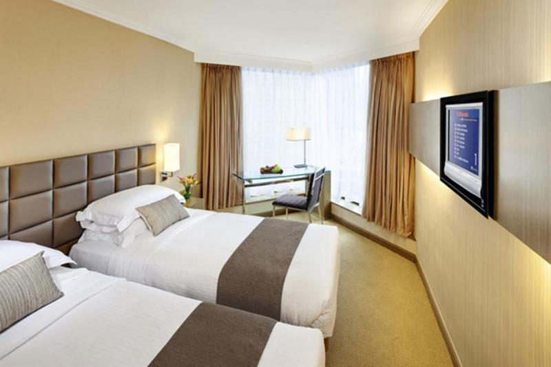 Room The Kowloon Hotel
