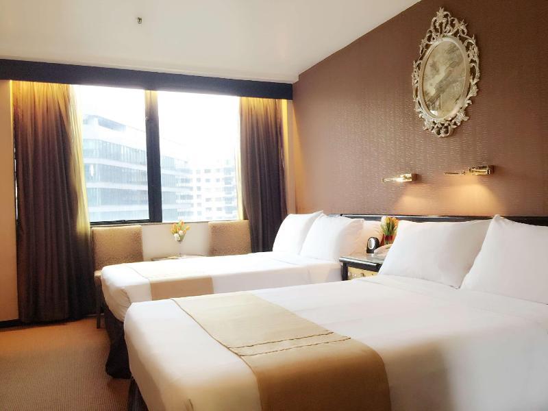 Room Best Western Plus Hotel Kowloon