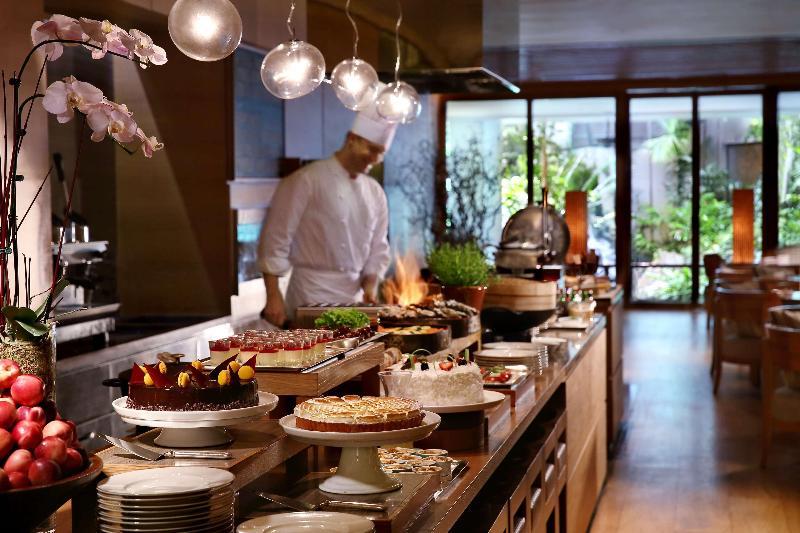 Restaurant Grand Hyatt Singapore