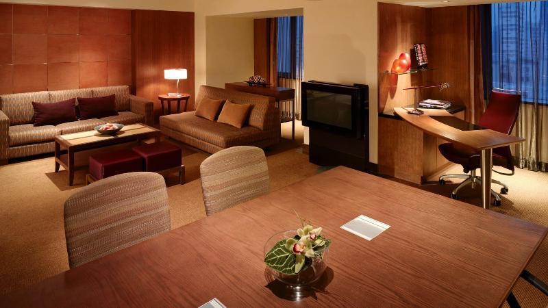 Room Grand Hyatt Singapore
