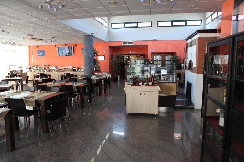 General view Tulip Inn Euro - Pisa East