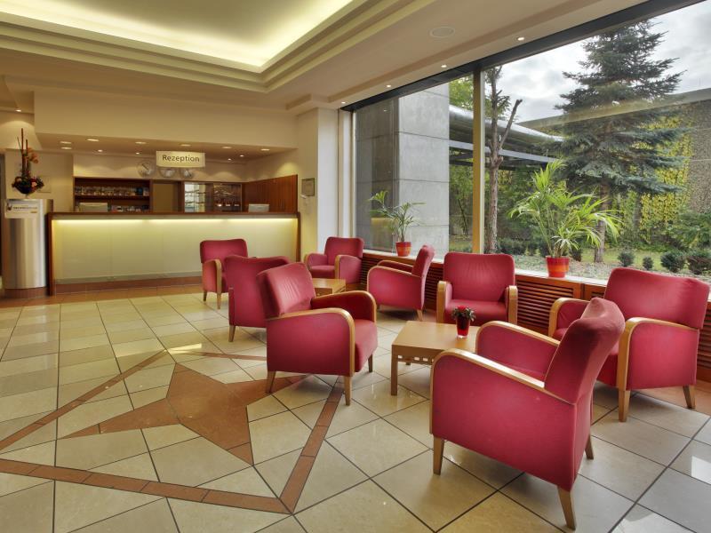 Lobby Best Western Hotel Frankfurt Airport Neu-isenburg