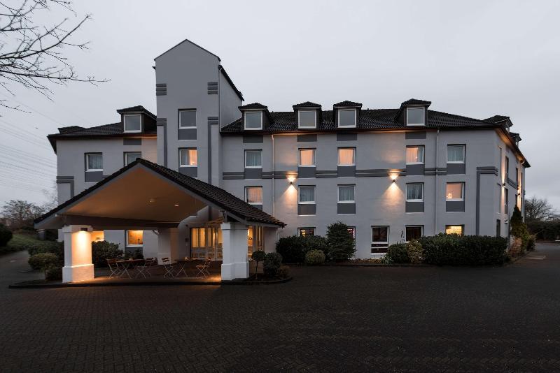 General view Best Western Hotel Cologne Airport Troisdorf