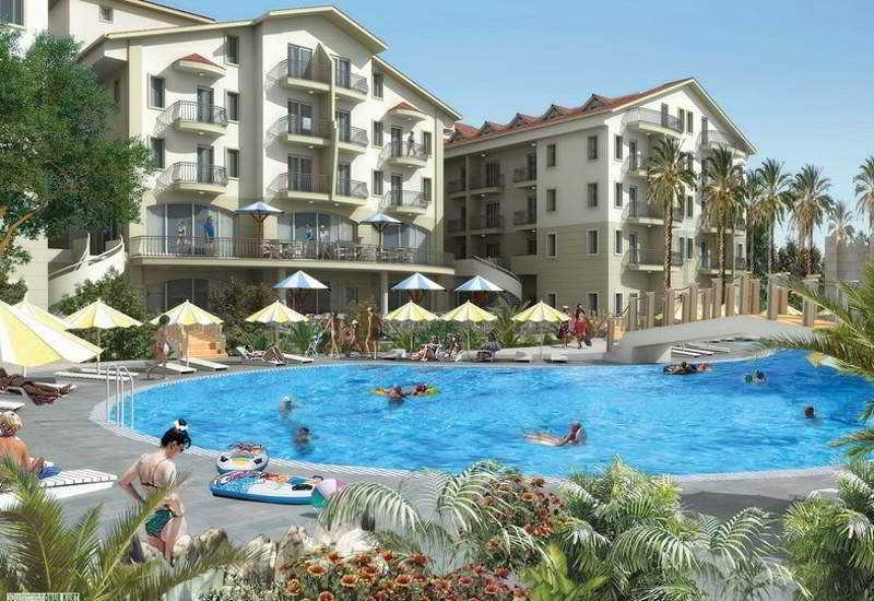 Pool Side West Resort Hotel