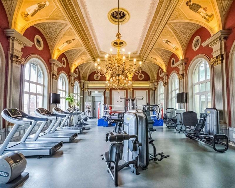 Sports and Entertainment Comfort Hotel Malmo
