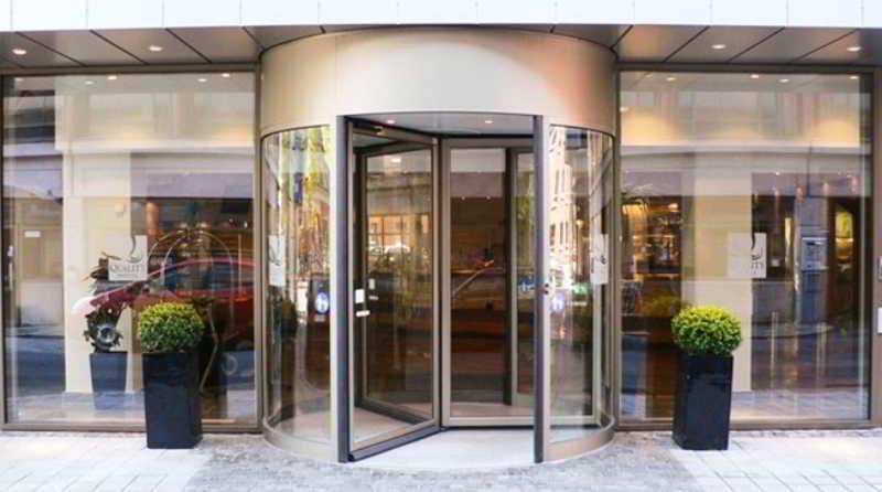 Lobby Quality Hotel Konserthuset