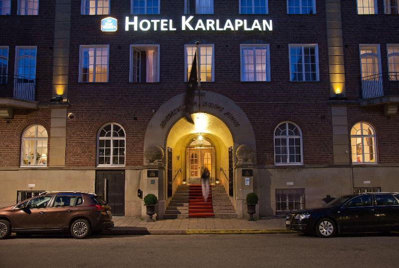 General view Best Western Hotel Karlaplan