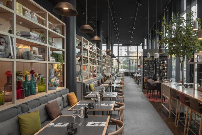 Restaurant Quality Hotel Globe