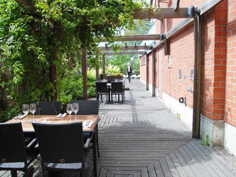 Terrace Quality Hotel Nacka