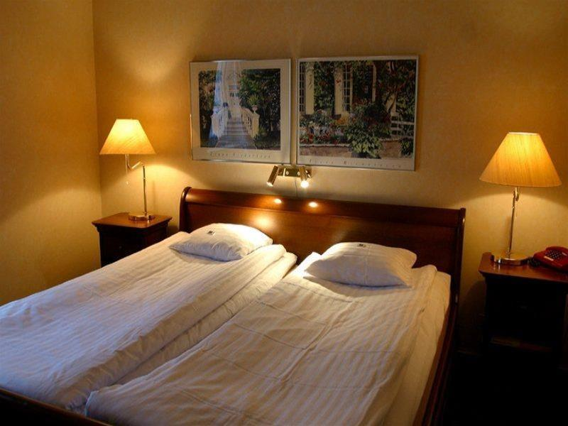 General view Quality Hotel Vasteras