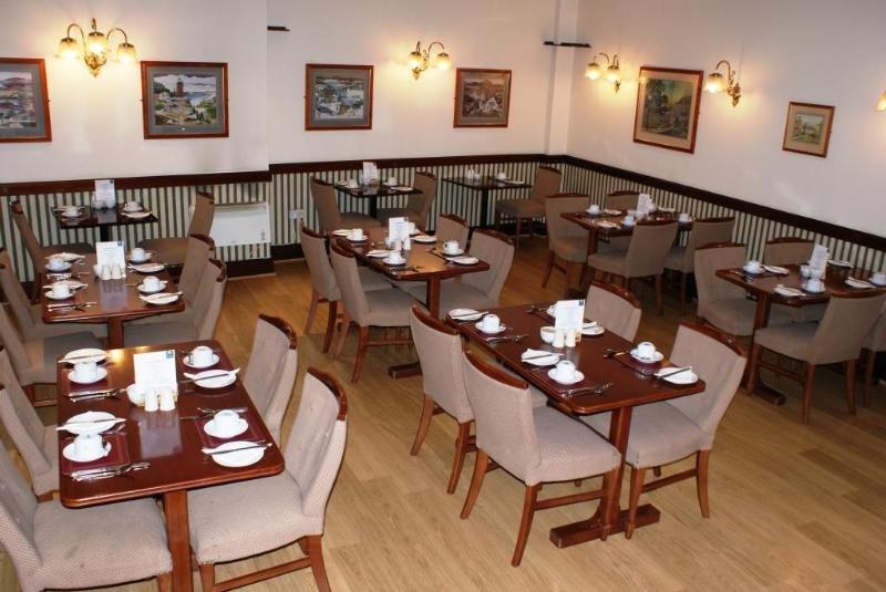 Restaurant Comfort Inn Birmingham
