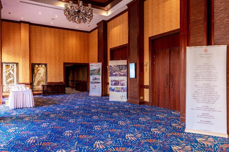 Conferences Nairobi Serena