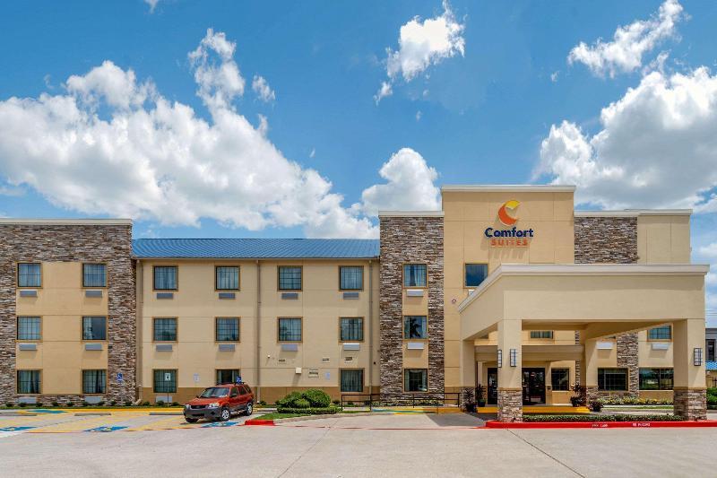 Comfort Suites (Baytown) - Hotel - 4