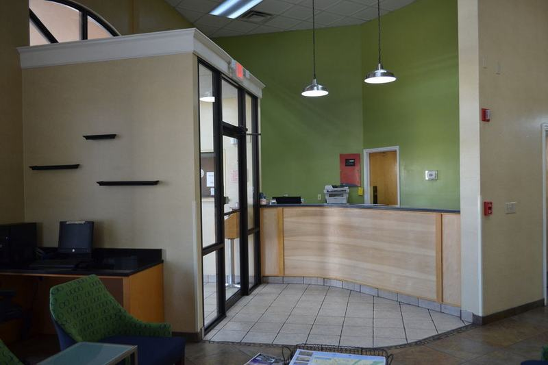 Lobby Studio 6 Chattanooga