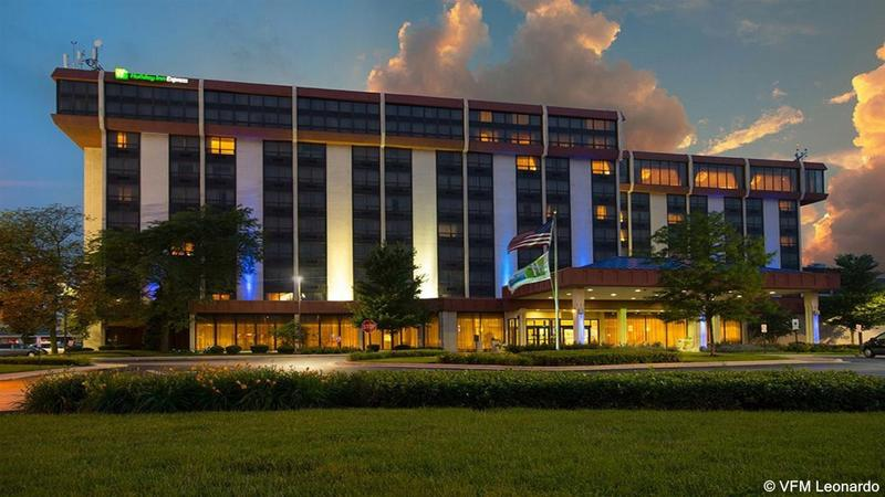 General view Holiday Inn Express Hotel & Suites