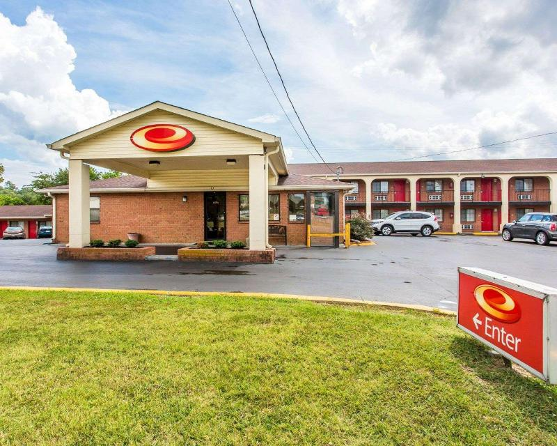 General view Econo Lodge North