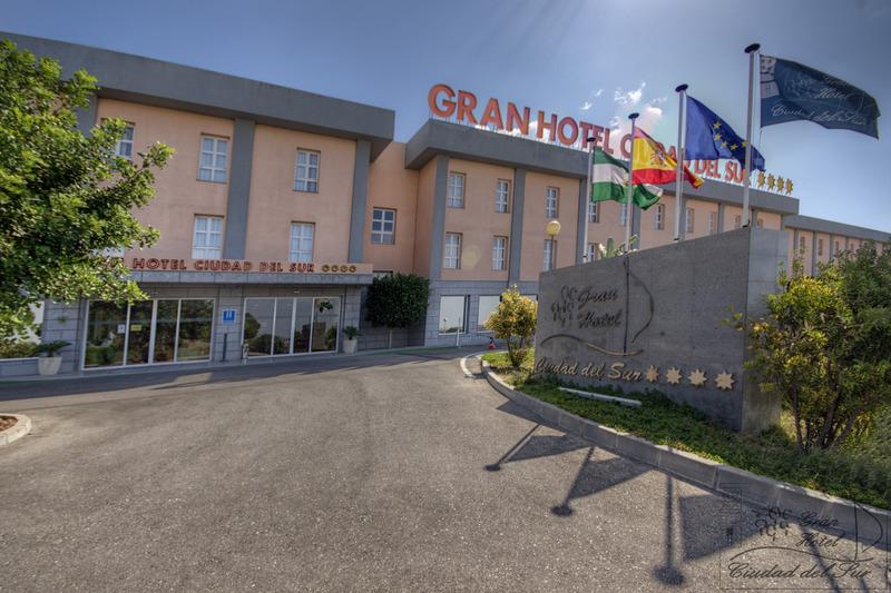 imagen de hotel Gran Hotel Ciudad Del Sur